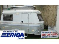2008 Eriba Familia 310 GT