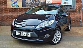 """"""""""" FINANCE AVAILABLE """""""" 2009 (59) Ford Fiesta Zetec 1.2 Petrol """""""