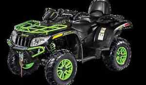ARCTIC CAT 2016 TRV 700 EDITION SPECIAL EPS