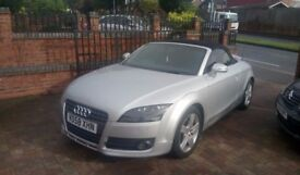 ***Audi TT 2.0 TDI Roadster Quattro 2dr GOOD CREDIT BAD CREDIT FINANCE AVAILABLE***