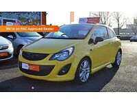 2014 (14) Vauxhall Corsa 1.2 petrol Limited Edition   Yes Cars 4 u Ltd