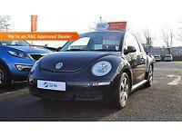 2010 (10) Volkswagen Beetle 1.4 Petrol   Yes Cars 4 u Ltd