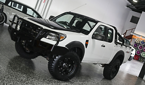 From $86 per week on finance* 2010 FORD RANGER PK XL CAB CHASSIS Westcourt Cairns City Preview