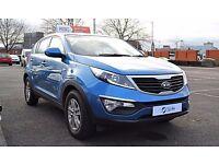 2012 (12) Kia Sportage 1.6 GDi   Yes Cars 4 u Ltd
