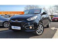 2011 (61) Hyundai Ix35 2.0 CRDi Premium   Yes Cars 4 u - Portsmouth
