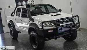 From $125 Per week on Finance* 2011 Toyota Hilux Ute Mount Gravatt Brisbane South East Preview