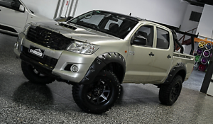 From $128 per week on finance* 2012 Toyota Hilux Ute Mount Gravatt Brisbane South East Preview