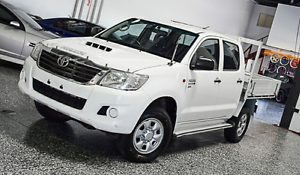 From $118 Per week on Finance* 2012 Toyota Hilux Ute Mount Gravatt Brisbane South East Preview