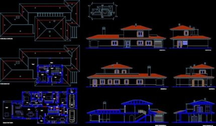 Drafting Services in Cad for Architectural, Mechanical Projects