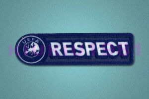 UEFA-Respect-Champion-League-Football-Soccer-Patch