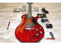 Gibson Dark Fire Robot Guitar