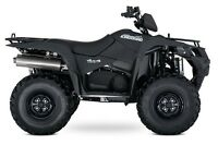2016 Suzuki KINGQUAD 500AXI DIRECTION ASSISTÉE