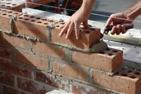 Bricklayer now available small crew will do work in Windsor area