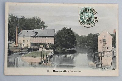 Romoranti -Les Moulins