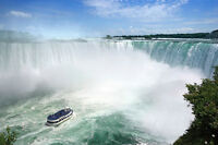 Niagara Falls Bus Trip from T.O. for $49 3 times/week