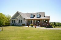 BEAUTIFUL WATERVIEW COUNTRY ESTATE - IN LAW SUITE