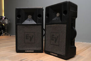 ELECTROVOICE SPEAKERS STAGE 200  LA PAIRE