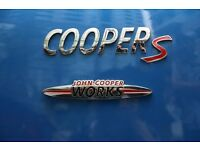 John cooper works cooper s supercharged mini wanted jcw
