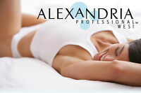 Alexandria Professional® West Body Sugaring