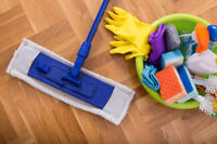 Reliable house cleaner/house sitter