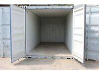 Self Storage Container, Secure Gated CCTV Covered Site, Semi Rural BS37 Area, 2 Miles from M4 J18