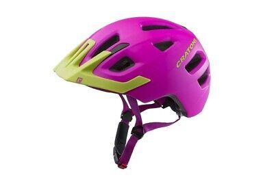 Cratoni - Maxster Pro - Farbe: Pink-Blue matt - Größe: S -...