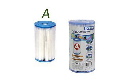 Cartuccia 29000 per pompa filtro piscina Intex 59900 A 28604 28638 28636 Rotex