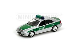 mercedes benz e klasse polizei braunschweig 2004 400034090 1 43 minichamps ebay. Black Bedroom Furniture Sets. Home Design Ideas