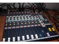 Studio Mixer - Soundcraft EFX 8