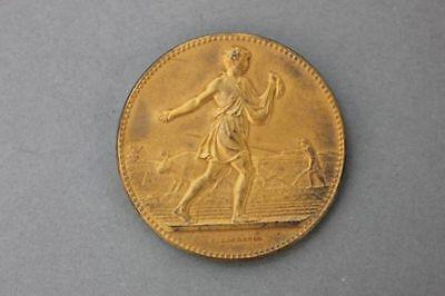 Frankreich - Senlis (Oise) -Verdienste um d. Landwirtschaft Goldmedaille 1907