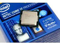 Intel i7 4790K 4.00GHz 8MB S1150 'Devils Canyon'CPU