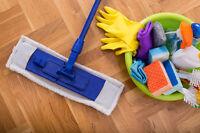 Femme de ménage une fois toute les deux semaines