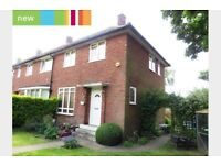 Offered for sale, two bed end terraced property, Old Farm Walk, Leeds