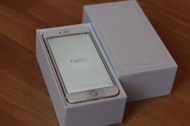 Apple iPhone 6S - 16GB - White and Gold (Vodafone/Lebara) Smartphone