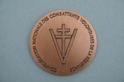Francreich - Résistance - Medaille o.J.