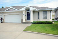 Delightful Half Duplex Bungalow in South East Edmonton