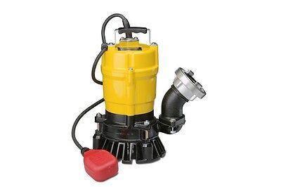 Wacker Pumpe Tauchpumpe Baupumpe Tauchmotorpumpe Schmutzwasserpumpe PST 2-400