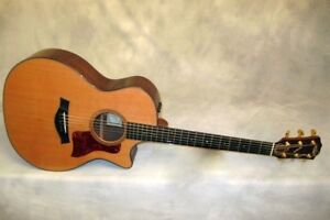 2004 TAYLOR 714ce Acoustic-Electric