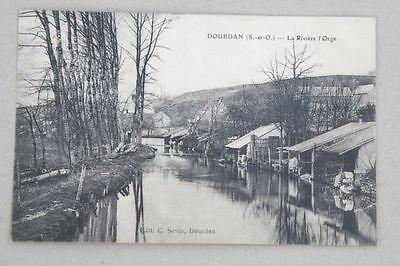 Frankreich - Dourdan - La Riviere