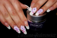 3D Acrylic & One Stroke Nail Art Cert.-June 25,26-LIMITED SPACE!