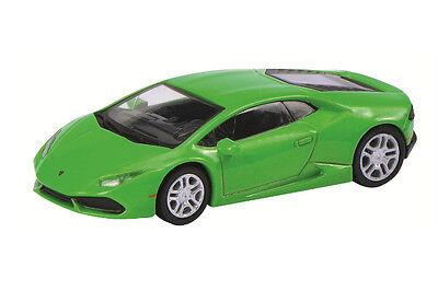 Lamborghini Huracan Coupe Gelb Ab 2014 1//64 Schuco Modell Auto mit oder ohne i..