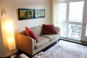 Furnished Condo for Rent Steps From McGill MUHC Glen Hospital