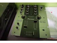 Pioneer DJM 250 DJ Mixer x 1