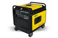 new wacker neuson inverter generators