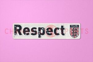 FA Cup Final Respect 2011-12 Player Standard Sleeve Soccer Patch / Badge