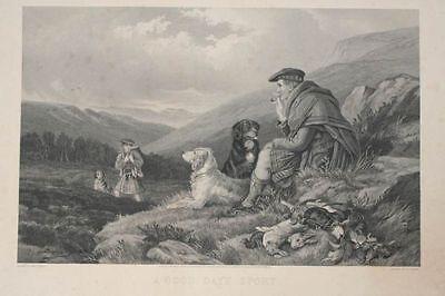 James Hardy / E.G.Hester - Jagd im schott. Hochland