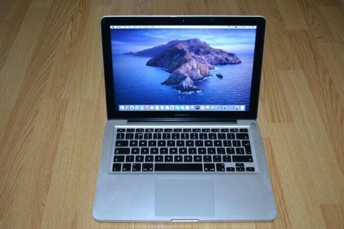 Macbook Pro Core i7 2012 13-inch Catalina + Microsoft Office