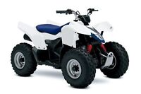 2015 Suzuki QuadSport Z90 1 AN DE GARANTIE - 16,29$/ 16,29$/SEMA