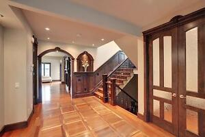LUXURY 5 BRS, 4.5 BATHS HOUSE NEAR KENSINGTON & DT