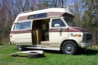 Camper Van Wanted (Road Trip Ready)